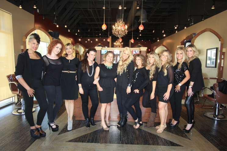 Hair Salon Mission Viejo And Ladera Ranch The Right Hair Salon Home